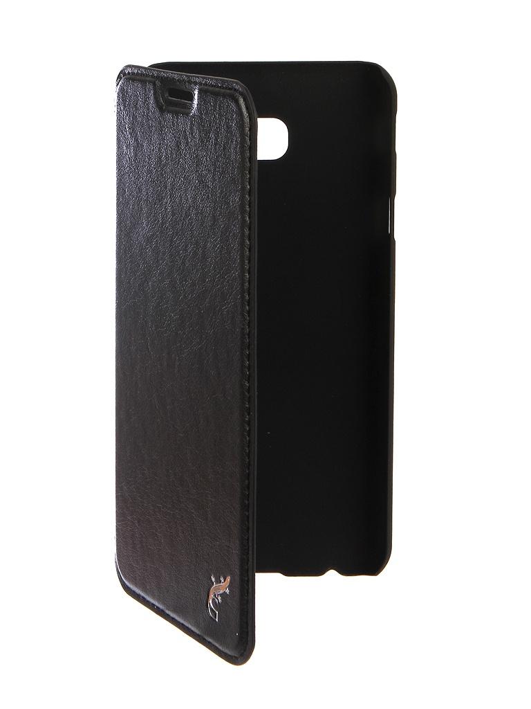 Аксессуар Чехол G-Case Slim Premium для Samsung Galaxy J4 Plus 2018 Black GG-989 чехол g case slim premium для samsung galaxy j8 2018 gg 984 черный