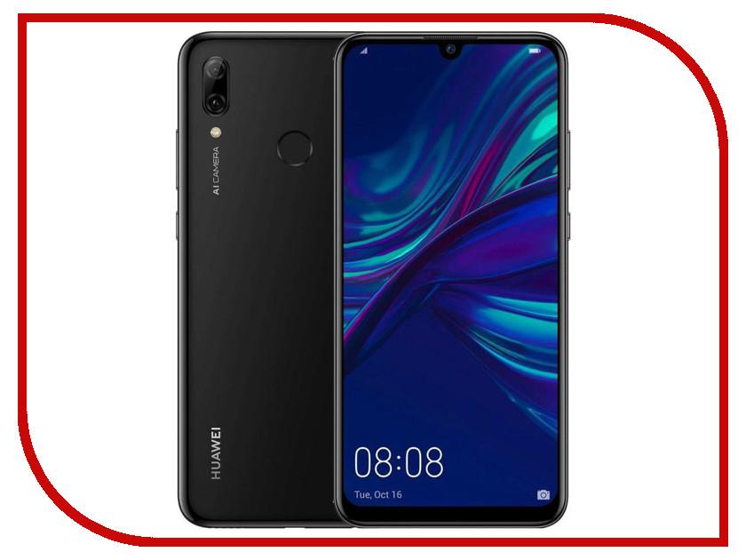 Сотовый телефон HUAWEI P Smart (2019) 3/32GB Black сотовый телефон huawei honor 8 lite 32gb black