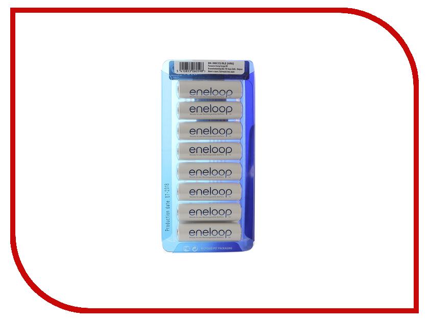 Аккумулятор AA - Panasonic Eneloop 1900 mAh 8BP BK-3MCCE/8LE автоакустика focal ec 165 k