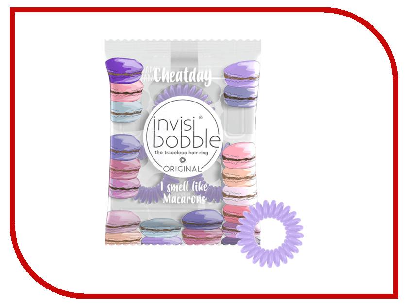 Резинка для волос Invisibobble Cheat Day Macaron Mayhem 3 штуки 3119