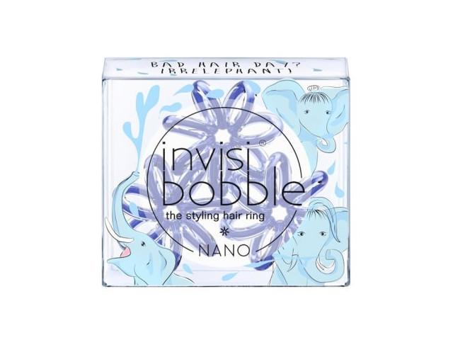 Резинки для волос Invisibobble Nano Bad Hair Day? Irrelephant! 3 штуки 3078