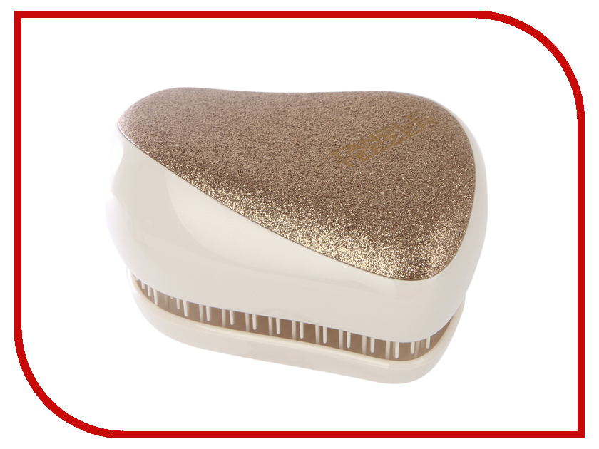Расческа Tangle Teezer Compact Styler Gold Starlight 2146 расческа tangle teezer compact styler embroidered floral 2114
