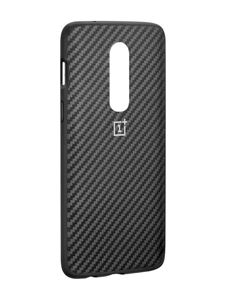 Аксессуар Чехол для OnePlus 6 Karbon Bumper Case
