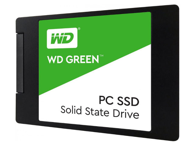 Жесткий диск Western Digital WD GREEN PC SSD 480 GB (WDS480G2G0A)