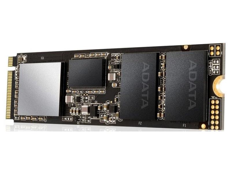Жесткий диск A-Data XPG SX8200 Pro 256Gb ASX8200PNP-256GT-C