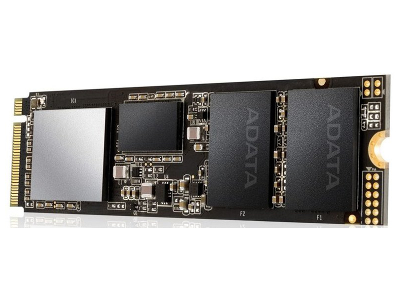 Твердотельный накопитель A-Data XPG SX8200 Pro 512Gb ASX8200PNP-512GT-C