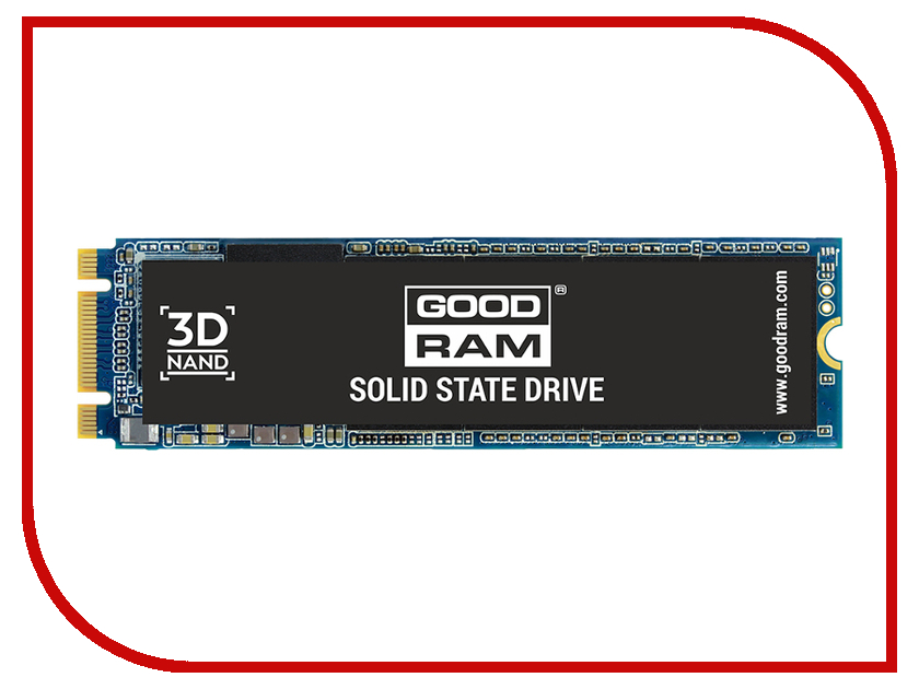 Жесткий диск GoodRAM SSDPR-PX400-256 жесткий диск 240gb goodram cl100 ssdpr cl100 240