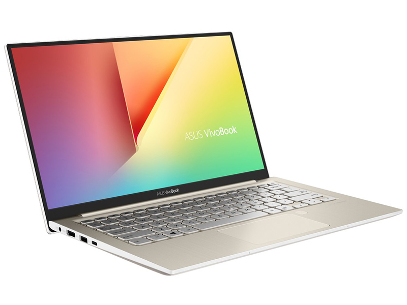 Ноутбук ASUS VivoBook S330UN-EY024T Icicle Gold 90NB0JD2-M00620 (Intel Core i3-8130U 2.2 GHz/4096Mb/128Gb SSD/nVidia GeForce MX150 2048Mb/Wi-Fi/Bluetooth/13.3/1920x1080/Windows 10 Home 64-bit) цена в Москве и Питере