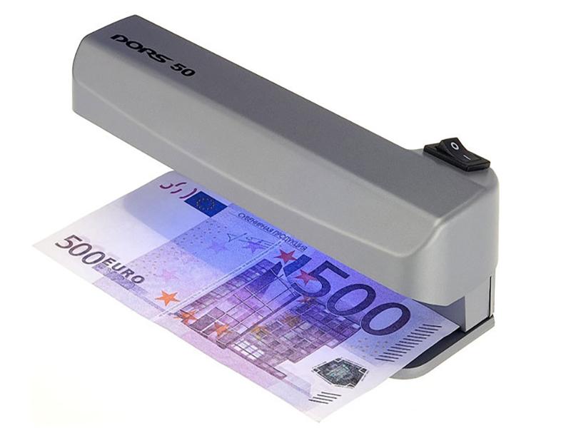 Детектор валют DORS 50 Grey