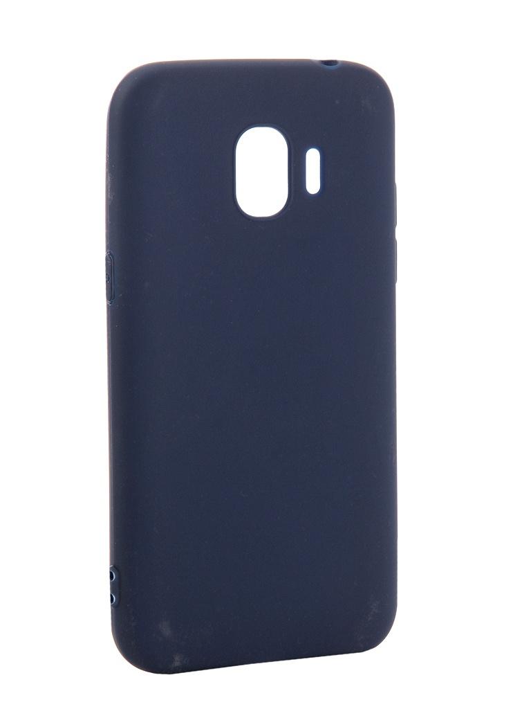 Фото - Аксессуар Чехол Pero для Samsung Galaxy J2 2018 Soft Touch Blue PRSTC-J218BL аксессуар чехол для samsung galaxy a7 2018 pero soft touch red prstc a718r