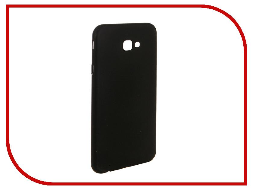 Аксессуар Чехол для Samsung J4 Plus J415F 2018 Zibelino PC Black ZPC-SAM-J415F-BLK аксессуар чехол для huawei y5 prime 2018 zibelino pc black zpc huw y5pr 2018 blk