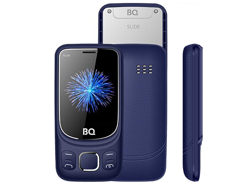 Сотовый телефон BQ 2435 Slide Blue