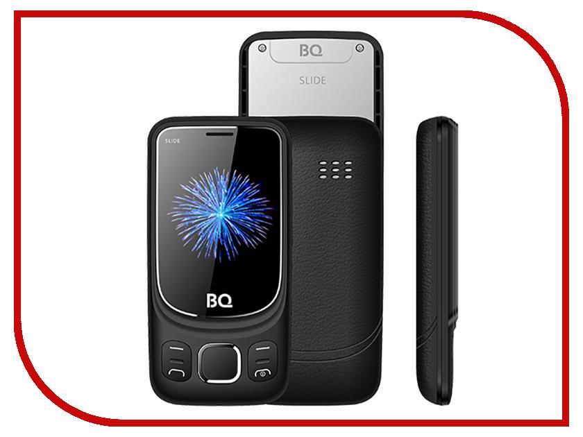 Сотовый телефон BQ BQ-2435 Slide Black сотовый телефон s s