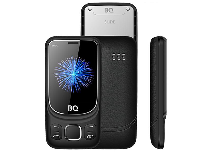 Сотовый телефон BQ 2435 Slide Black