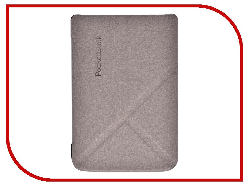 Аксессуар Чехол PocketBook 616/627/632 Grey PBC-627-DGST-RU radford grey fleece hood ru