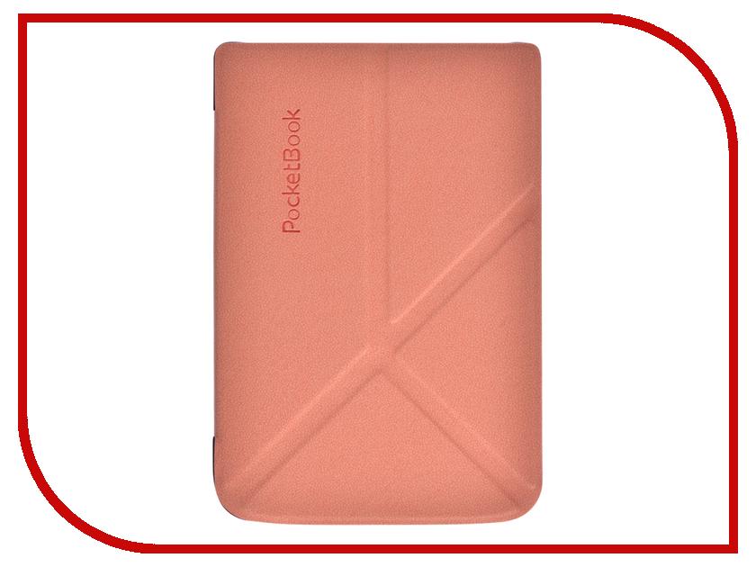 Аксессуар Чехол PocketBook 616/627/632 Pink PBC-627-PNST-RU аксессуар