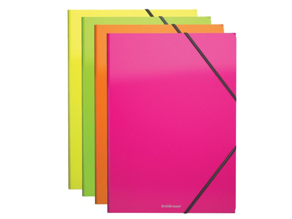 Папка ErichKrause Glance Neon А4 246x320x5mm 43052 / 227751 ()