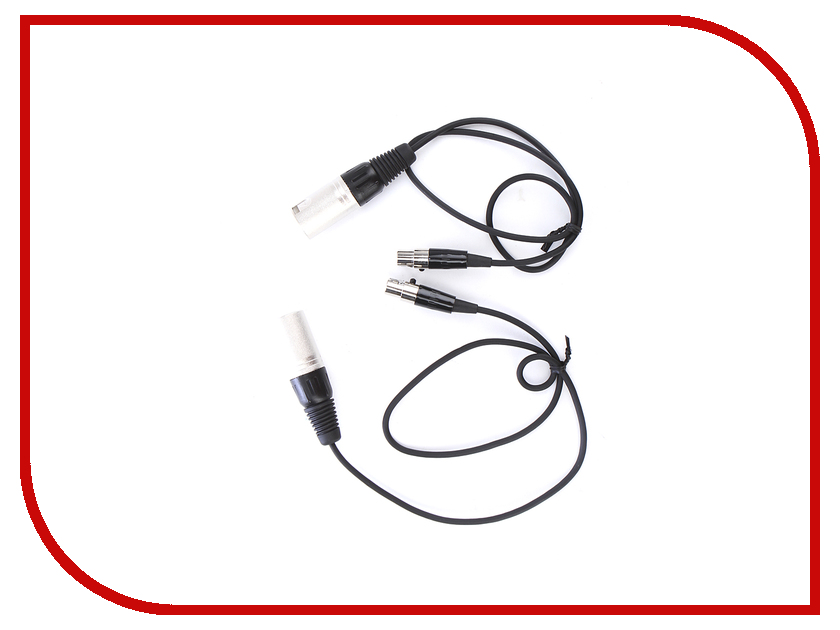Кабель Zoom TA3 - XLR TXF-8 для F8 аудиорекордер zoom f8