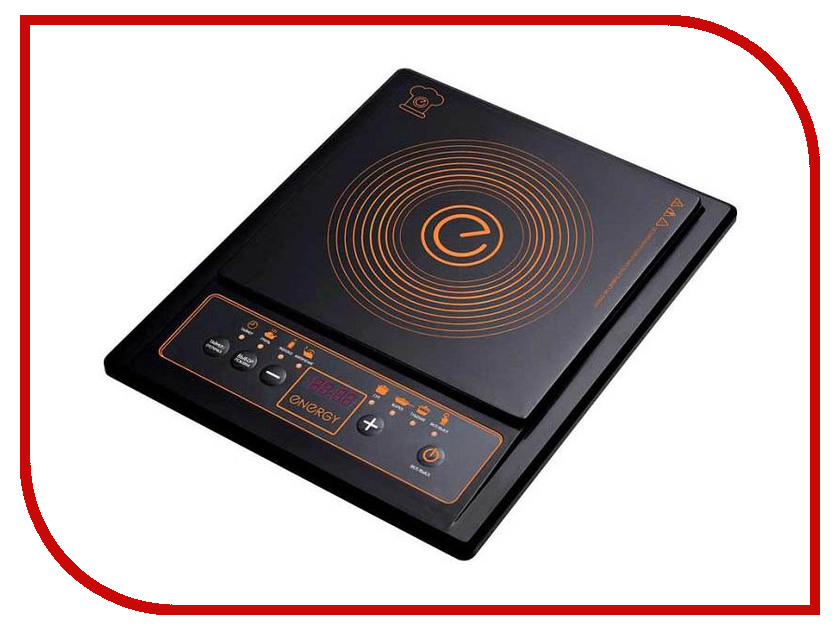 Плита Energy EN-919 Black плита газовая energy en 209a