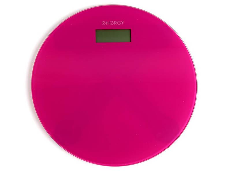 Весы напольные Energy EN-420 Rio Pink