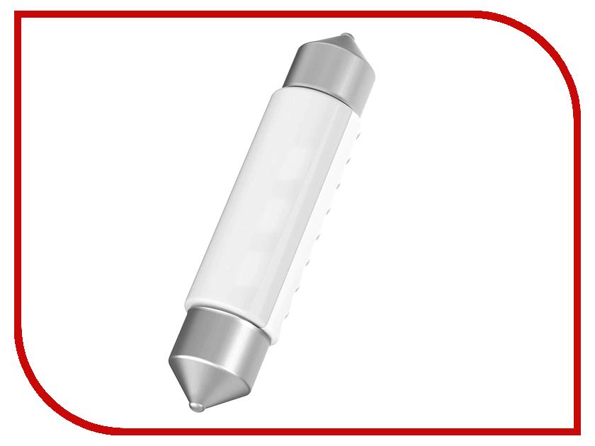 Лампа Philips Fest T10.5 12V-1W SV8.5-43/11 (1 штукa) 11864ULWX1 лампа светодиодная philips fest t10 5x38 4000k x tremevision led 1w 1 шт 12858 4000kx1