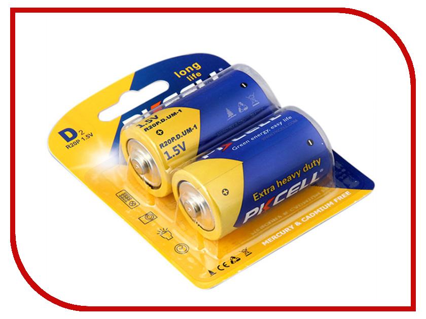 цена на Батарейка D - Pkcell R20P-2B (2 штуки)