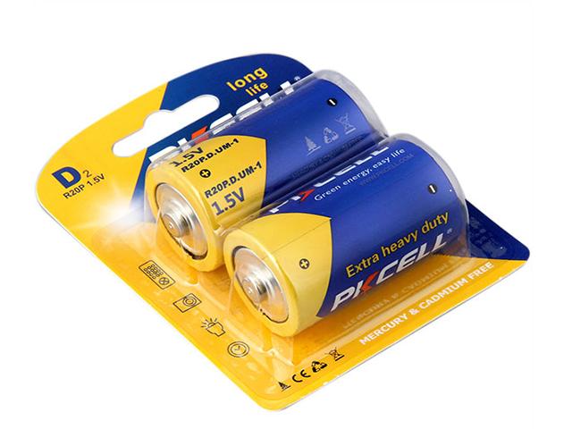 где купить Батарейка D - Pkcell R20P-2B (2 штуки) дешево