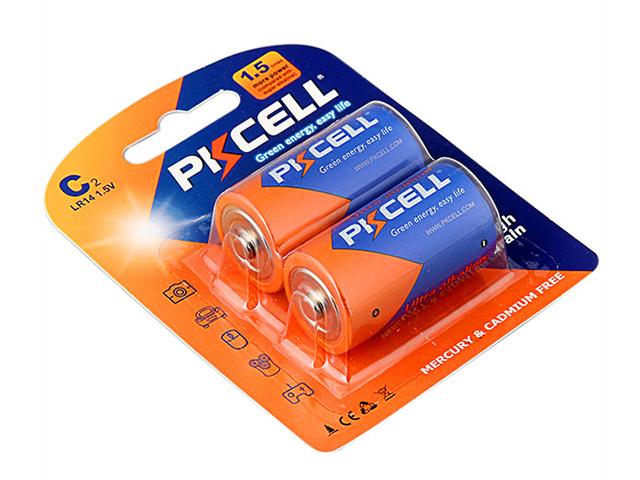 купить Батарейка C - Pkcell R14P-2B (2 штуки) недорого