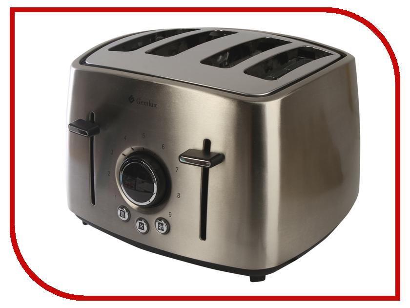 Тостер Gemlux GL-T59S кофемолка gemlux gl cg150