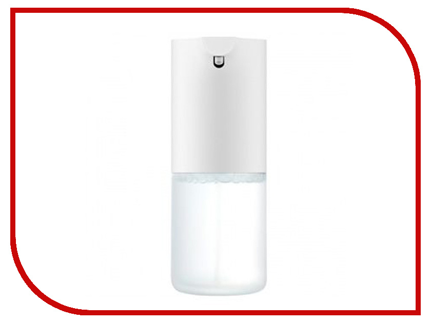 Дозатор Xiaomi Mijia Automatic Foam Soap Dispenser White для жидкого мыла new touch automatic auto squeezer toothpaste dispenser hands free squeeze out cheap price