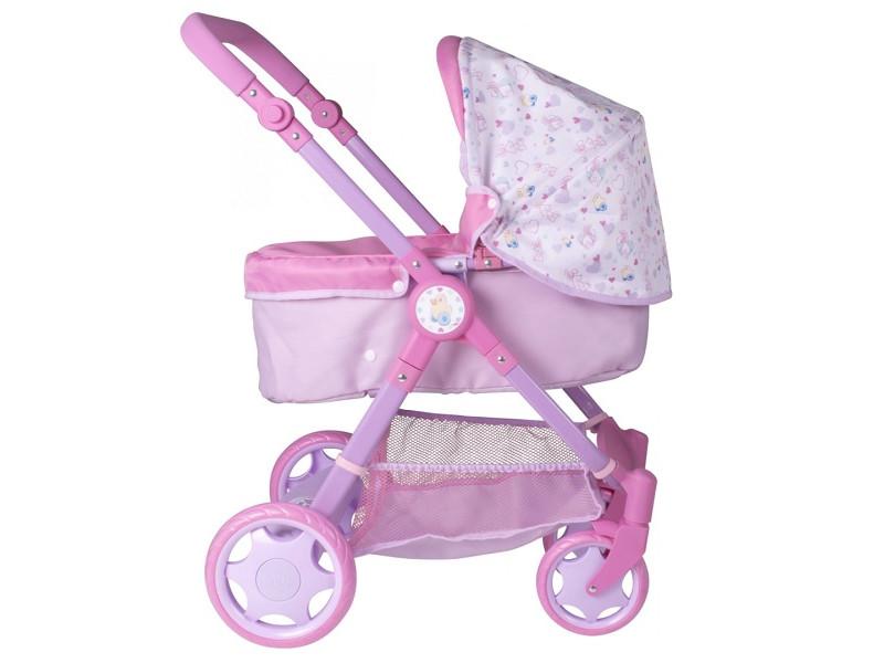 Коляска Zapf Creation Baby Born Pink-Purple 1423578