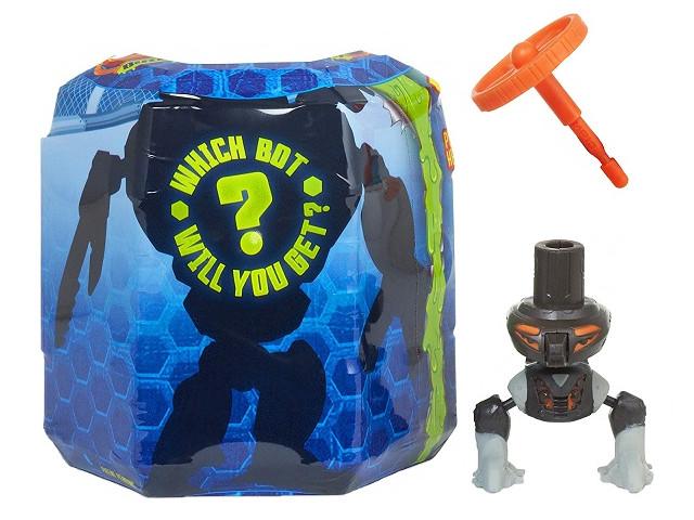 Робот Ready2Robot Капсула и минибот набор №3 553960