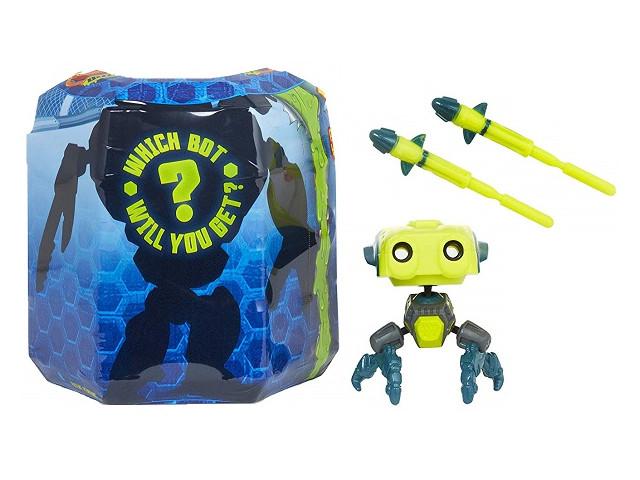 Робот Ready2Robot Капсула и минибот набор №1 553946 mga игровой набор mga entertainment ready2robot капсула и минибот набор 3