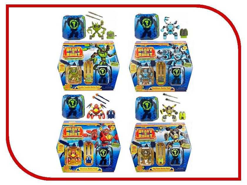 Фото - Игрушка Ready2Robot Две капсулы и оружие Микс 553878 игрушка ready2robot четыре пилота со слизью