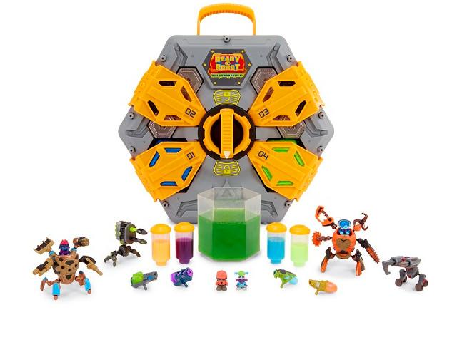 Игрушка Ready2Robot Космический корабль, Арена для сражений 551706 цены