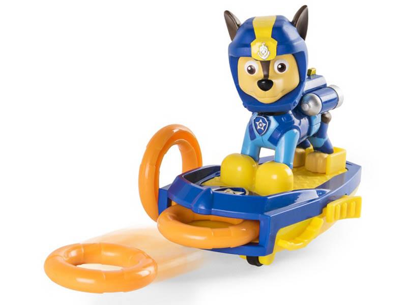 Игрушка Spin Master Paw Patrol Фигурка спасателя с доской для серфинга 16731 игрушка spin master paw patrol мини машинка спасателя с фигуркой героя 16721