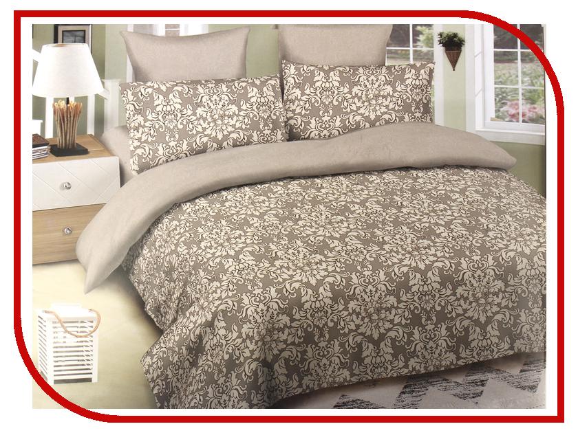 Постельное белье Amore Mio BZ Simone Комплект 2 спальный Сатин 5540