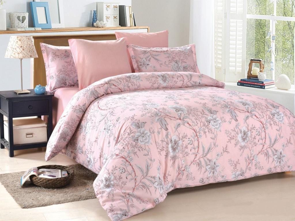 цена Постельное белье Amore Mio BZ Elizabeth Комплект 2 спальный Поплин 4636 онлайн в 2017 году