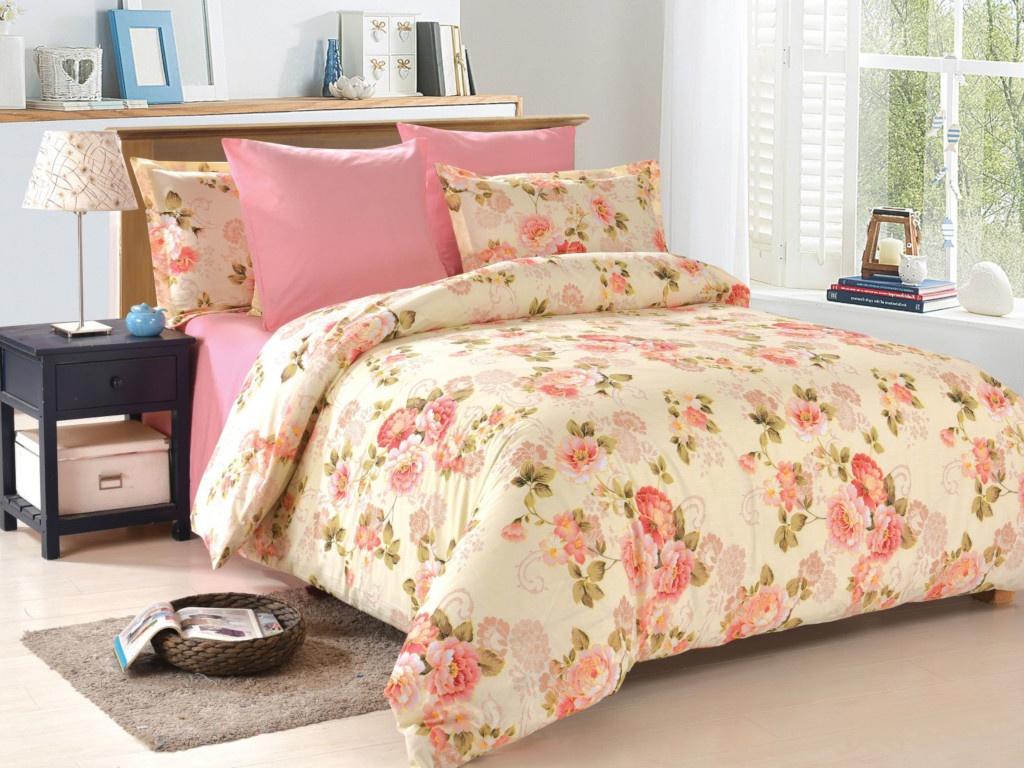 Постельное белье Amore Mio BZ Daniela Комплект 2 спальный Поплин 4634 недорго, оригинальная цена