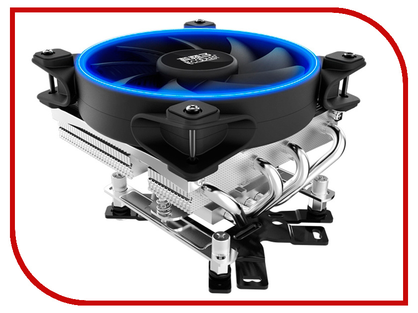 Кулер PCcooler GI-46U Corona B AMD AM2/AM2+/AM3/AM3+/FM1/AM4/FM2/FM2+ thermalright le grand macho rt computer coolers amd intel cpu heatsink radiatorlga 775 2011 1366 am3 am4 fm2 fm1 coolers fan