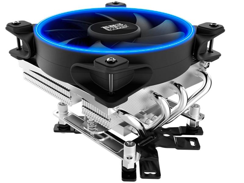 цена на Кулер PCcooler GI-46U Corona B AMD AM2/AM2+/AM3/AM3+/FM1/AM4/FM2/FM2+