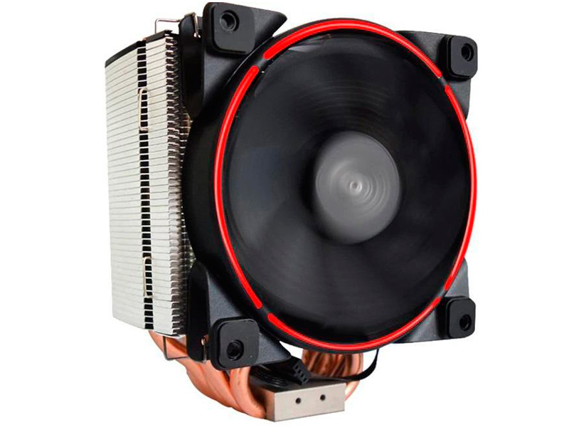 Кулер PCcooler GI-H58U Corona R AMD AM2/AM2+/AM3/AM3+/FM1/AM4/FM2/FM2+