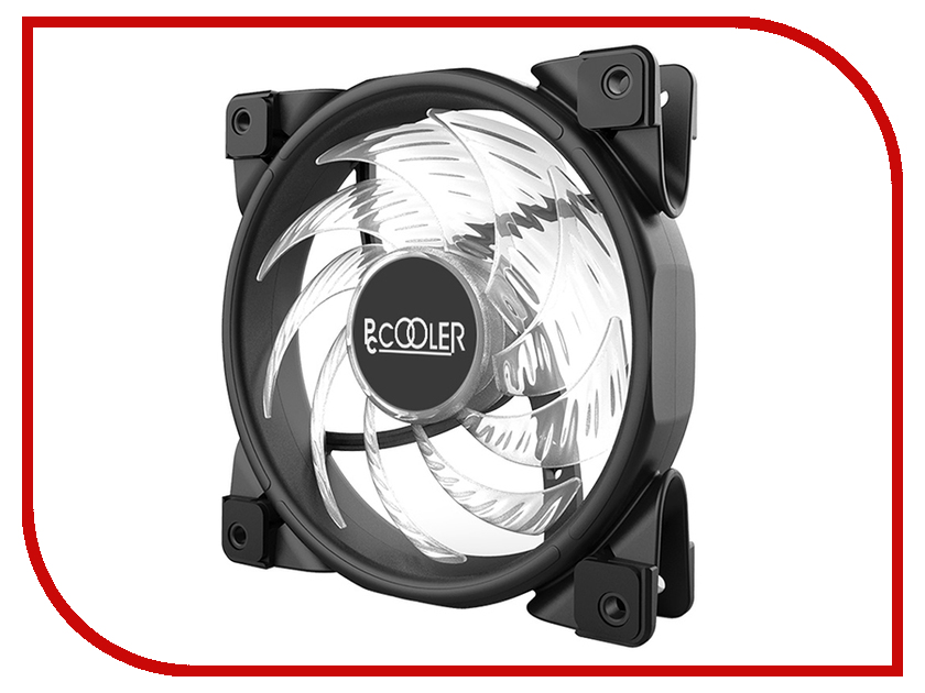 Вентилятор PCcooler Halo RGB