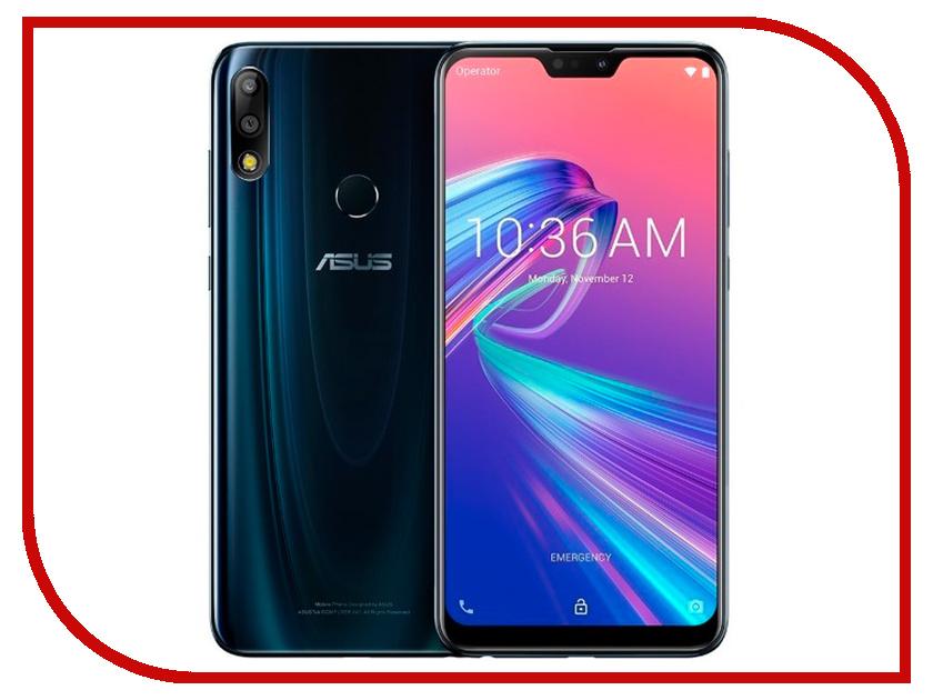 Сотовый телефон ASUS Zenfone Max Pro (M2) ZB631KL 4/64GB Blue сотовый телефон asus zenfone max pro m1 zb602kl 64gb blue
