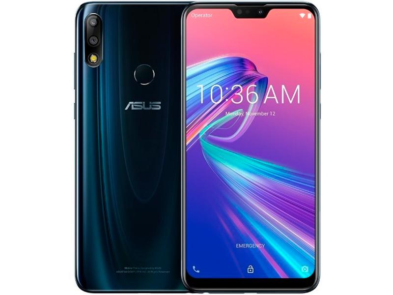 Сотовый телефон ASUS Zenfone Max Pro (M2) ZB631KL 4/64GB Blue цена