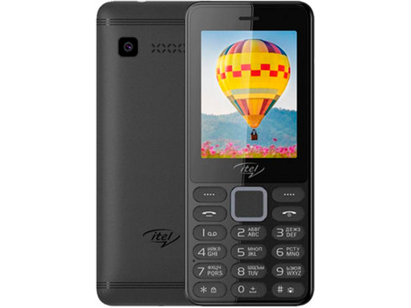 Сотовый телефон Itel IT5022 Black