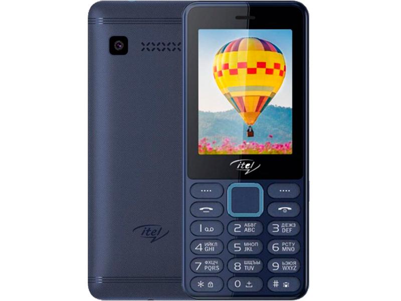 Сотовый телефон Itel IT5022 Blue