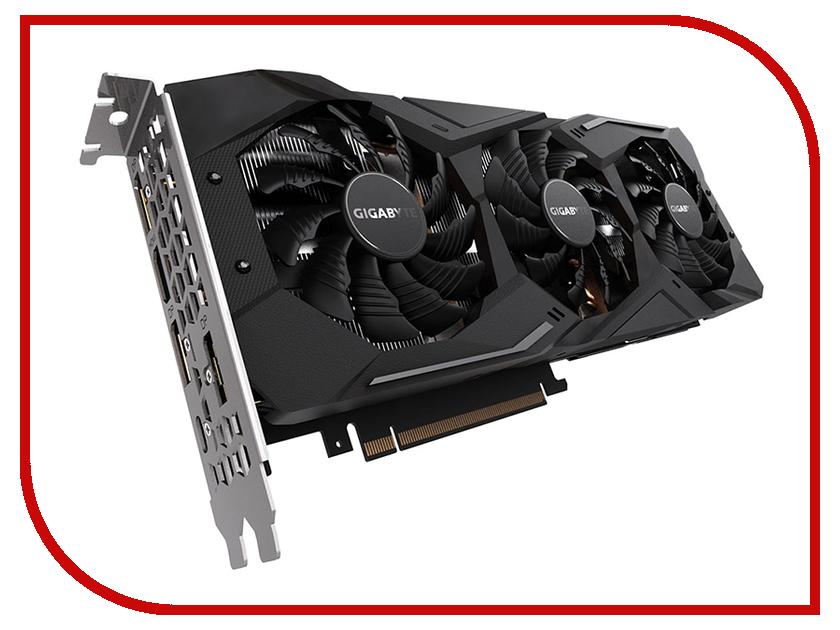 Видеокарта GigaByte GeForce RTX 2080 Windforce 8G 1710Mhz PCI-E 3.0 8192Mb 14000Mhz 256 bit HDMI 3xDP GV-N2080WF3-8GC видеокарта msi geforce rtx 2080 sea hawk x 1515mhz pci e 3 0 8192mb 14 gbps 256 bit hdmi usb c 3xdp rtx 2080 sea hawk x