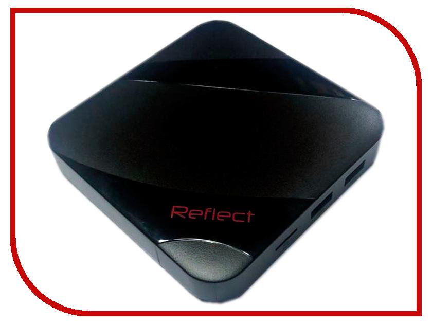 Медиаплеер Reflect TV BOX ZW 2.16 vorke z3 4k kodi tv box