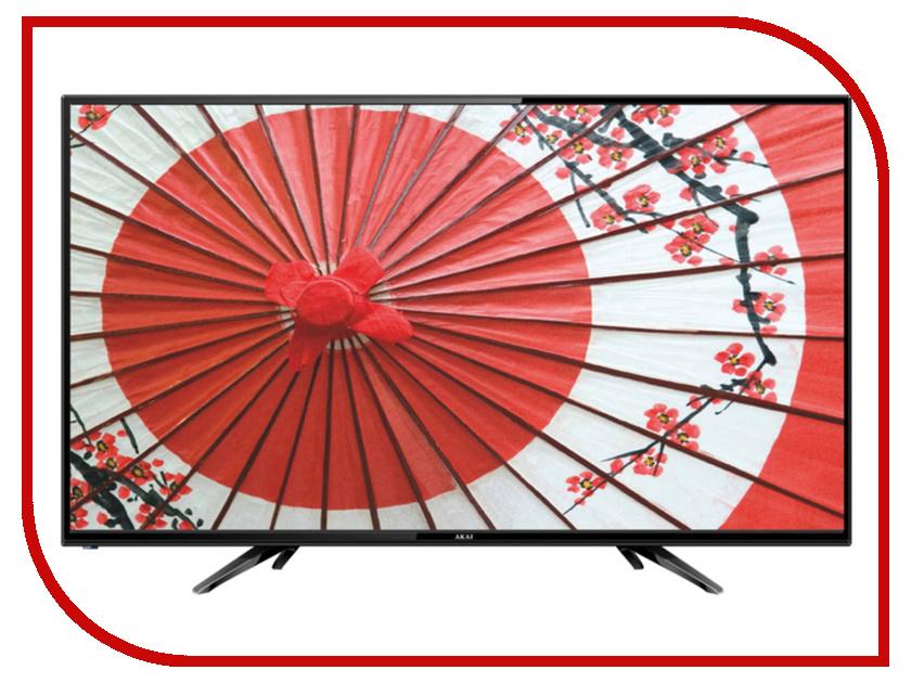 Телевизор Akai LEA-40D88M led телевизор akai lea 24v60p